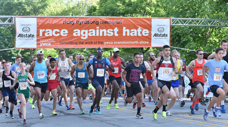 Start of the Race Against Hate