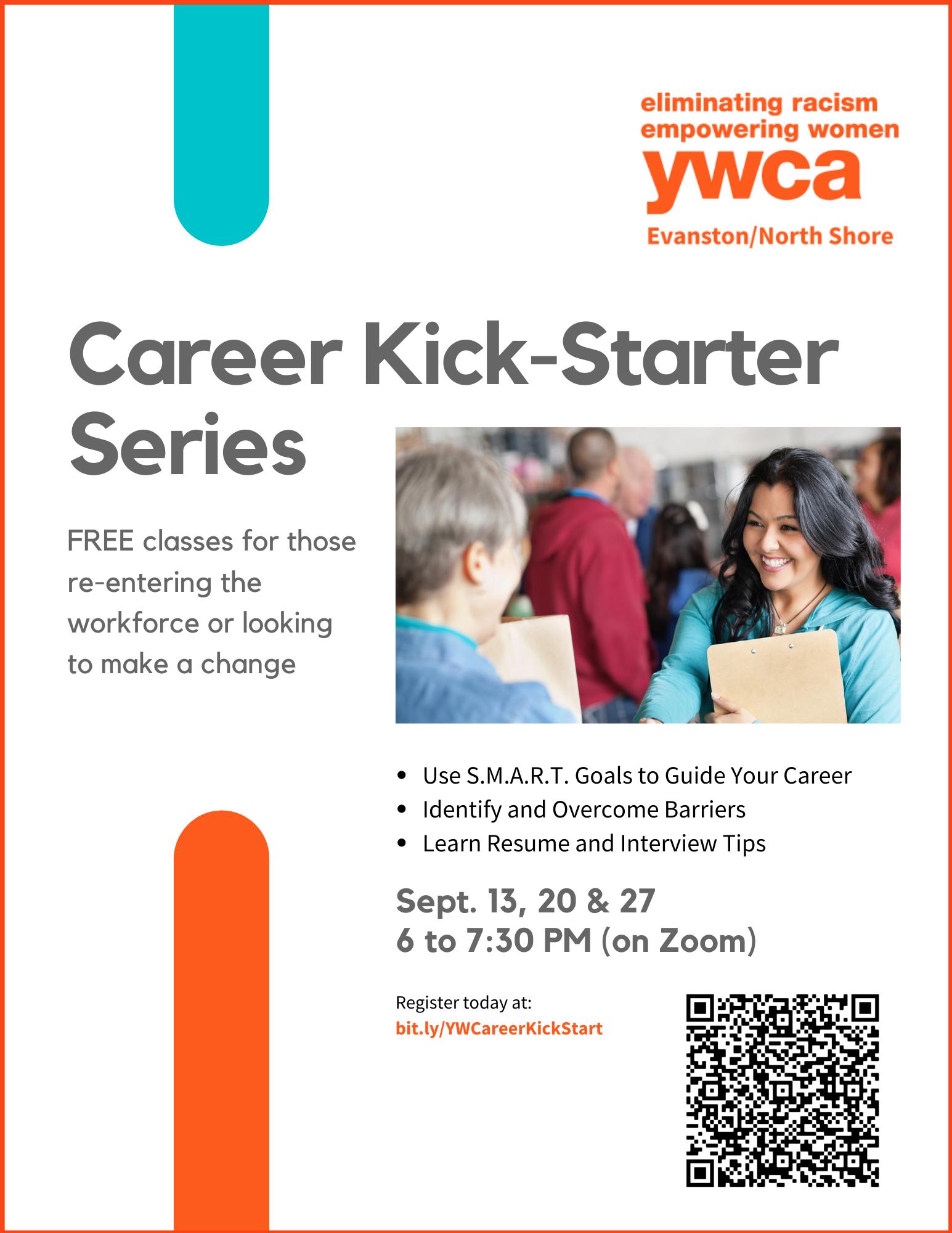 Career Kick-Starter flyer