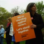 Photo from Stand Against Racism
