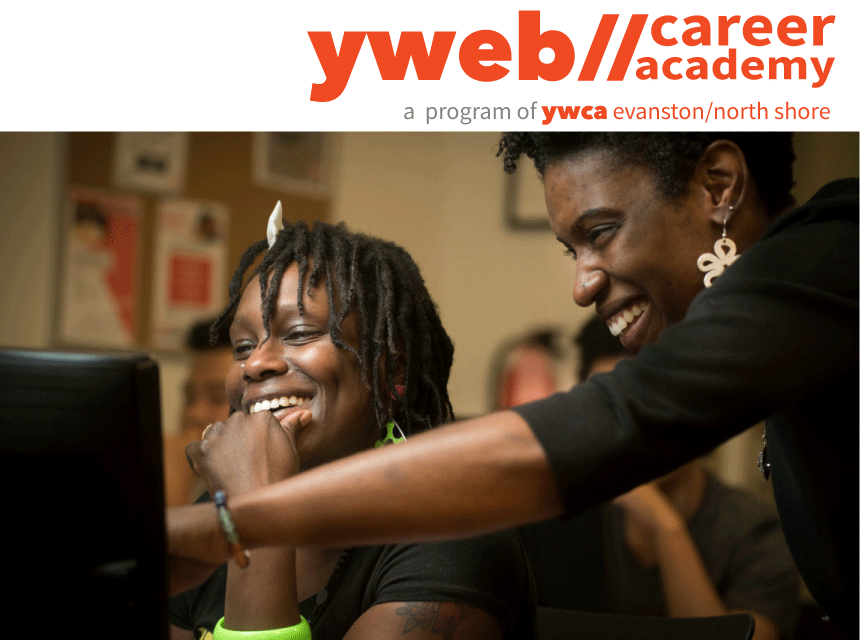 Photo of women in YWeb