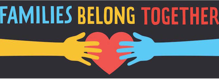 Logo for Families Belong Together