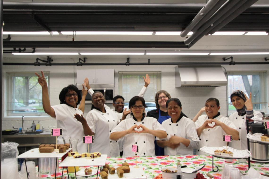 YW Culinary class