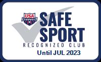 Safe Sport Recognized Club Badge